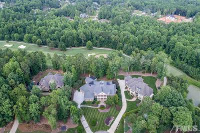 Wake Forest Single Family Home For Sale: 1333 Eagleson Lane