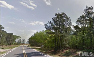 Wake County Residential Lots & Land For Sale: 1347 Holly Springs New Hill Road