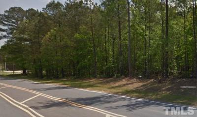 Wake County Residential Lots & Land For Sale: 11313 Holly Springs New Hill Road