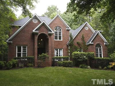 Raleigh Single Family Home For Sale: 12317 Glenlivet Way