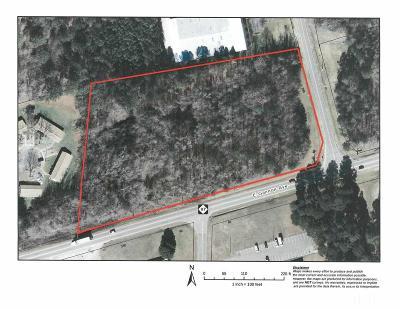 Zebulon Commercial Lots & Land For Sale: 501 E Gannon Avenue