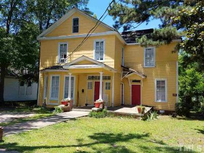 Single Family Home For Sale: 107 N Virginia Street