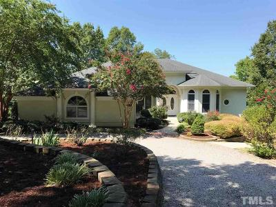 Sanford Single Family Home For Sale: 2031 Long Point Trail