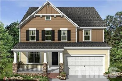 Cary Single Family Home For Sale: 256 Turner Oaks Drive