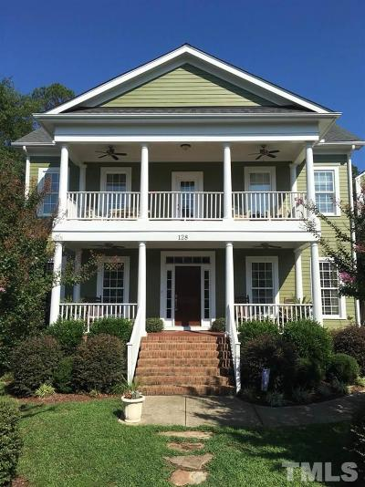 Holly Springs Single Family Home For Sale: 128 Redhill Road