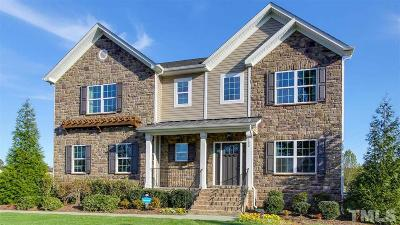 Garner Single Family Home For Sale: 100 Sutton Springs Drive