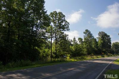 Durham County Residential Lots & Land For Sale: 2530 Burton Road