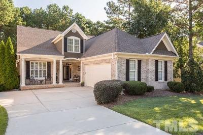 Heritage Single Family Home For Sale: 1517 Eppes Lane