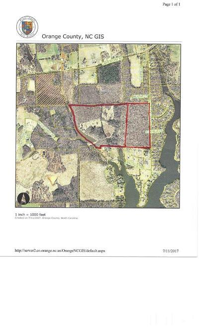 Orange County Residential Lots & Land For Sale: Eno Cemetery Road