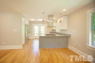 Durham Single Family Home For Sale: 1900 Sunset Avenue