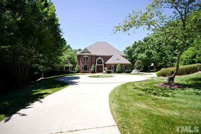 Durham Single Family Home For Sale: 45 Brookside Place