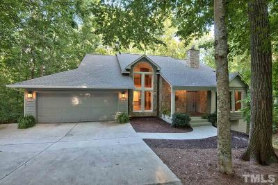 Durham Single Family Home Contingent: 5616 Loblolly Court