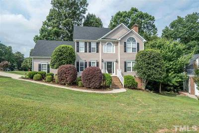 Cary Single Family Home For Sale: 101 Centerville Court