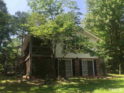 Single Family Home For Sale: 262 Lakeview Road