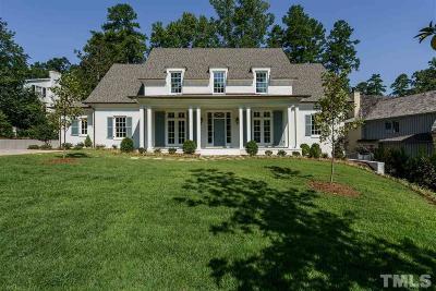 Raleigh Single Family Home For Sale: 335 Yadkin Drive