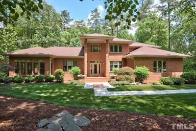 Durham Single Family Home For Sale: 10 Pine Top Place