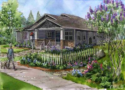 Clayton Single Family Home Pending: 114 Village Walk Drive