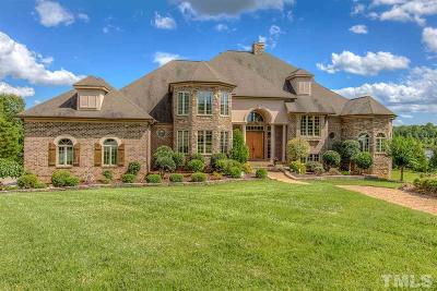 Alamance County Single Family Home For Sale: 4103 Dunlevy Court