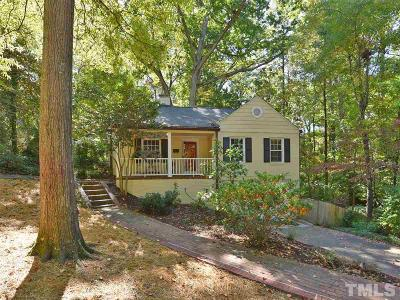 Durham Single Family Home For Sale: 404 E Markham Avenue