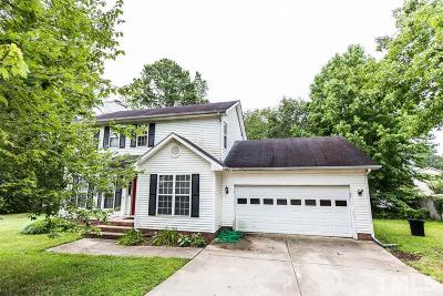 Single Family Home For Sale: 105 Hiddenwood Court