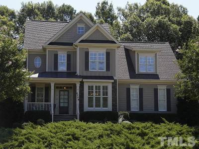 Holly Springs Single Family Home For Sale: 6728 Fawn Hoof Trail