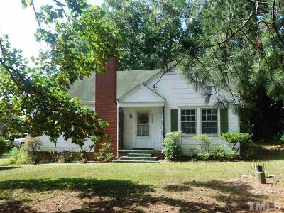 Single Family Home For Sale: 9205 Penny Road
