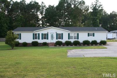 Single Family Home For Sale: 1211 New Bethel Road
