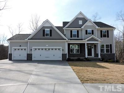 Knightdale Single Family Home Pending: 304 Cedar Pond Court