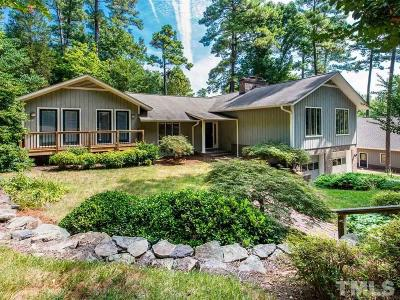 Chatham County Single Family Home For Sale: 104 Tripp Road