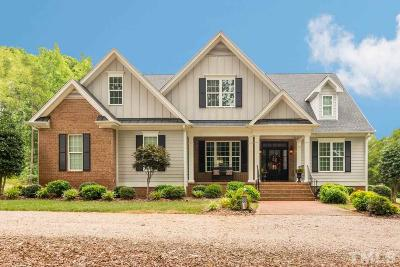 Mebane Single Family Home For Sale: 5036 Harvestview Drive