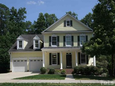 Cary Park Single Family Home For Sale: 414 Selwood Place