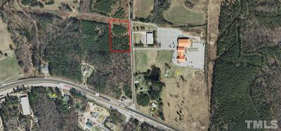 Wake County Residential Lots & Land For Sale: 2909 Marks Creek Road