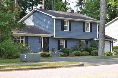 North Ridge Single Family Home For Sale: 7608 Harps Mill Road