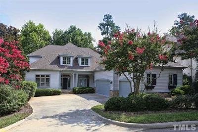 Chapel Hill Single Family Home For Sale: 19028 Stone Brook