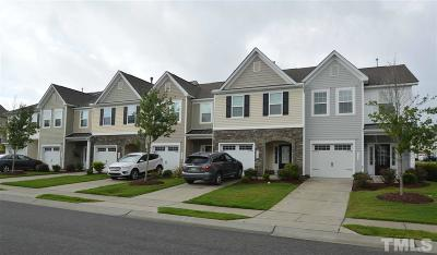 Morrisville Townhouse For Sale: 1125 Falcon Ridge Lane