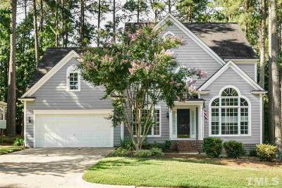 Cary NC Single Family Home Sale Pending: $345,000