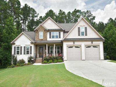 Garner Single Family Home For Sale: 116 Tallowwood Drive