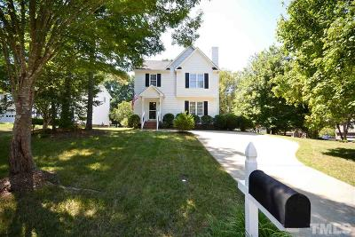 Single Family Home For Sale: 115 Foggy Morning Court