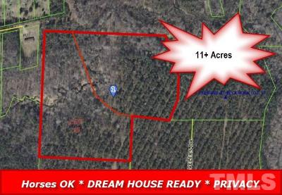 Johnston County Residential Lots & Land For Sale: Thoroughbred Drive
