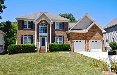 Cary Single Family Home For Sale: 103 Running Creek Road