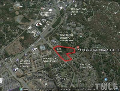 Orange County Residential Lots & Land For Sale: 141 Erwin Road