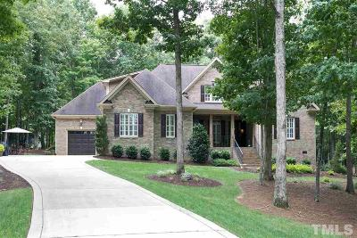 Clayton Single Family Home For Sale: 236 Christenbury Lane