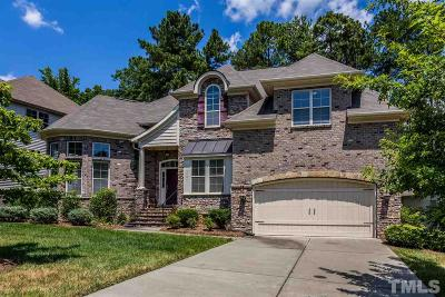 Durham County Single Family Home For Sale: 5404 Centerville Lane