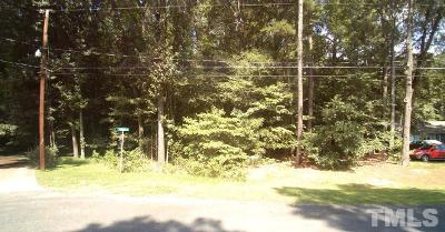 Durham County Residential Lots & Land For Sale: 307 Asbury Court