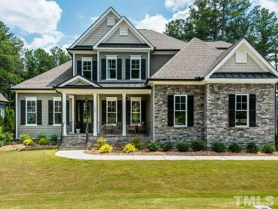 Cary Single Family Home For Sale: 425 Nickel Creek Circle