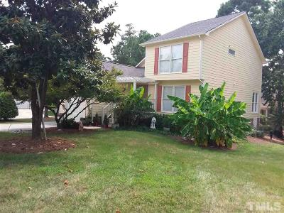 Clayton NC Single Family Home For Sale: $214,900