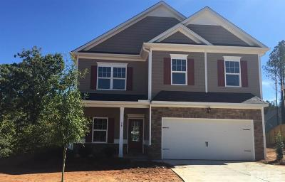 Knolls At The Neuse Single Family Home For Sale: 58 Creststone Court #lot 30