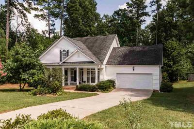 Single Family Home For Sale: 1004 Cabin Hill Way