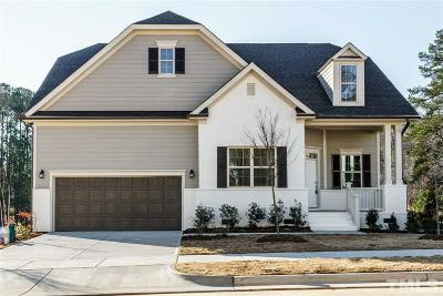 Cary Single Family Home For Sale: 8520 Rosiere Drive #86