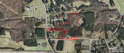 Wake County Residential Lots & Land For Sale: 5101 Crosscut Place